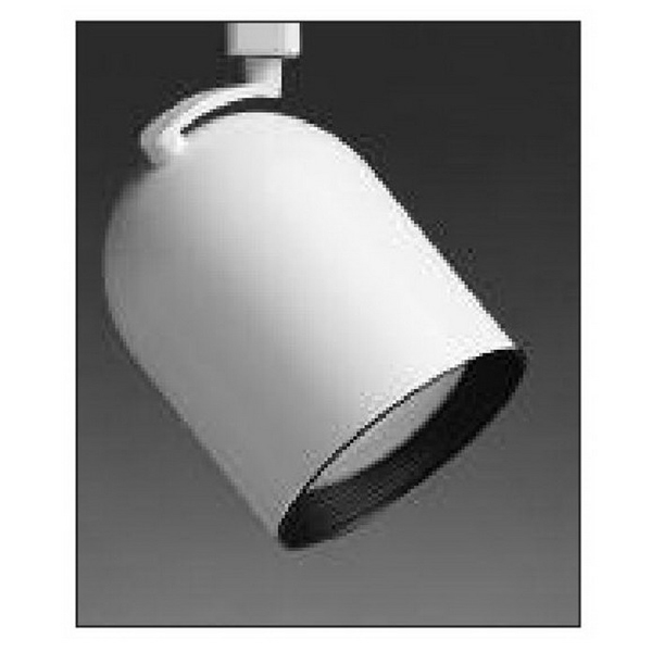 """""""""""Capri Lighting CT2440BK Classic Series Line Voltage Round Back Cylinder Track Head Black, Lamp Not Included,"""""""""""" 114922"""