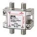 Ideal 85-333 3-Way HD Digital Cable/Satellite Splitter; Lug Mount, 5 Mega-Hz - 2.3 Giga-Hz