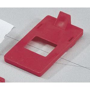 Ideal 44-785 Breaker Lockout Cleat; 277 Volt, 1-Pole