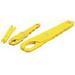 Ideal 34-002 Medium Safe-T-Grip Fuse Puller; Glass Filled Polypropylene