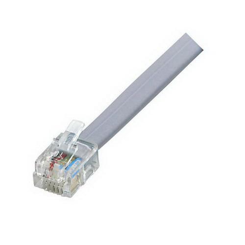 Ideal 86-396 Category 5e RJ45 Modular Plug; 8P8C, Clear