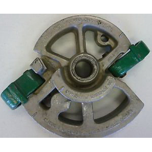Greenlee 18827 Shoe Assembly 1/2 Inch  3/4 Inch and 1 Inch Rigid/IMC Shoe Unit