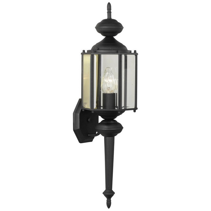 Thomas Lighting SL92437 Brentwood Wall Lantern; 100 Watt