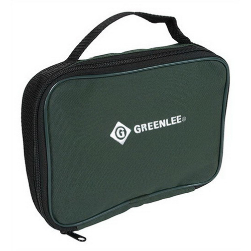 Greenlee TC-20 Deluxe Dmm Case Kit; Nylon