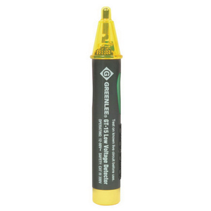 Greenlee GT-15 Non-Contact Voltage Detector; 12 - 90 Volt AC, LED Display