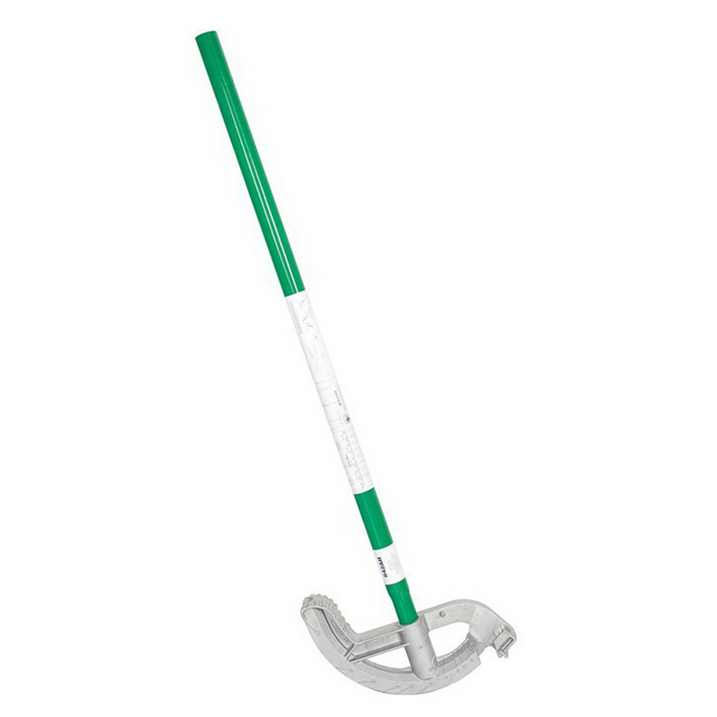 Greenlee 841AH Site-Rite Hand Bender Head With Handle; 3/4 Inch, Aluminum