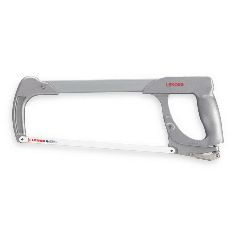 Lenox 209184012 Hacksaw Frame; 12 Inch Blade, 30000 psi
