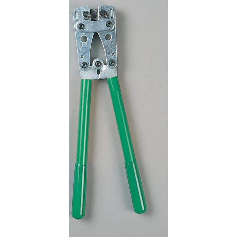 Greenlee K05-1GL K Series Crimper; 15.400 Inch Overall Length