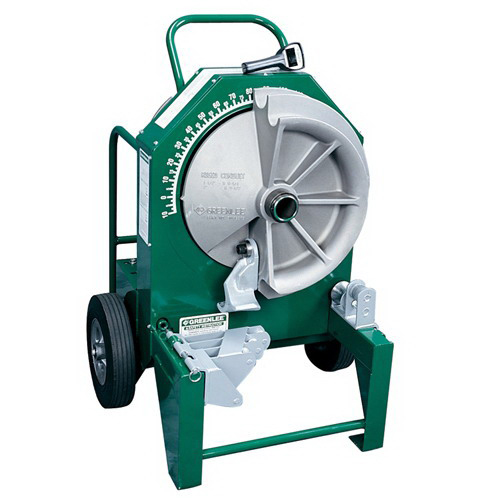 """""Greenlee 555RC 555 Classic Series Electric Bender With Shoe Group 1/2 - 2 Inch,"""""" 587379"