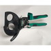 Greenlee 45207 Ratchet Cable Cutter; 750 KCMIL Aluminum, 600 KCMIL Copper, 2 Inch Communication Cable, 11 Inch