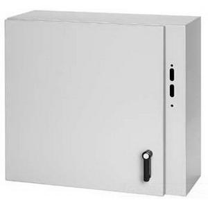 Hoffman CDSC423212LG Concept™ Disconnect Enclosure; 14 Gauge Steel Body and Door, RAL 7035 Gray