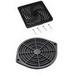 Hoffman AFLTR4LD Low-Density Fan Filter and Finger Guard Kit; For 4 Inch Fans