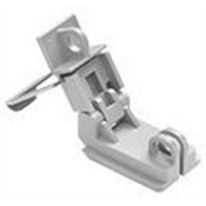 Hoffman AQRLSS6 Latch; Corrosion-Resistant Polyester With A Type 316L Stainless Steel Bail