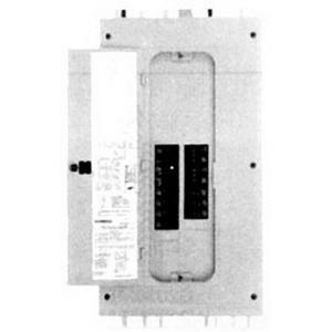 Siemens W0816ML1125CU EQ Series Main Lug Load Center; 120/240/208 Volt AC, 8 Space, 16 Circuit