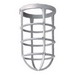 Hubbell Electrical / Killark VAG-100 100 Series Cylindrical Closed End Guard; 60 - 150 Watt A19/A21, Gray