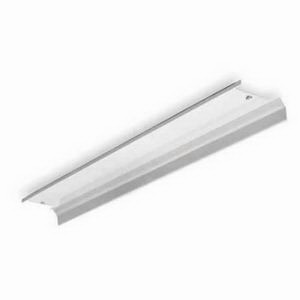 Lithonia Lighting / Acuity CASR48 Standard Channel Asymmetric Reflector; For 4 ft White C Series Strip Fixtures