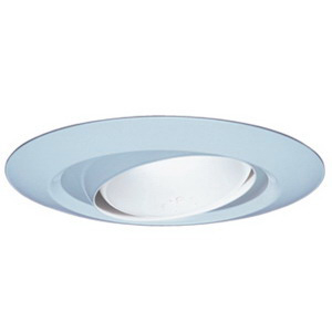 Lithonia Lighting / Acuity 7RE1-U 1-Light 7RE1 Series 6 Inch Full Reflector Trim; White