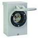 Reliance PB50 Power Inlet Box; 50 Amp, 125/250 Volt AC, 12500 Watt