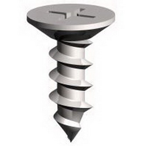 Sea Gull 9862 Mounting Screw; #4, 0.375 Inch Length