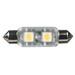 Sea Gull 96116S-33 T3 LED Lamp; 2700K, >90 CRI, Festoon Base, 35000 Hour Life, Satin White