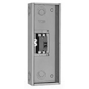 Schneider Electric / Square D  Q22200NS Enclosure; 100 - 200 Amp, 240 Volt AC, 2-Pole, Surface Mount