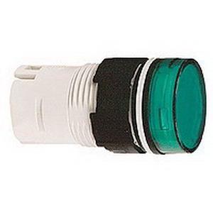 Schneider Electric / Square D  ZB6AV3 Harmony™ 16 mm Pilot Light Head; Green Cap/Operator/Lens