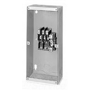 Schneider Electric / Square D QO3100BNF Circuit Breaker Enclosure; Flush Mount, Steel