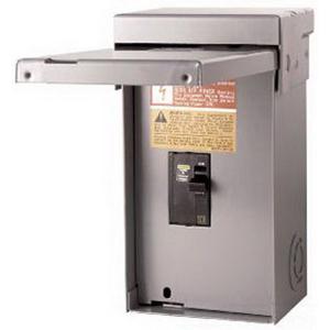 Schneider Electric / Square D QO260NATR Non Fusible-Molded Case AC Disconnect Switch; 240 Volt AC, 60 Amp, 2-Pole