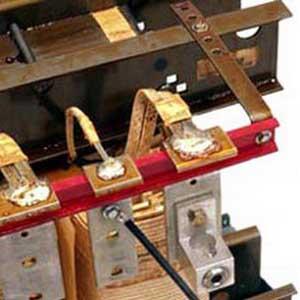Schneider Electric / Square D DASKS400 Mechanical Lug Kit; 4 AWG Stranded - 600 KCMIL, (2) 1/0 AWG Stranded - 250 KCMIL, 14 AWG Stranded - 1/0 AWG