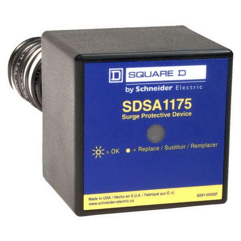Schneider Electric / Square D  SDSA1175 Secondary Surge Arrestor; 25 Kilo-Amp