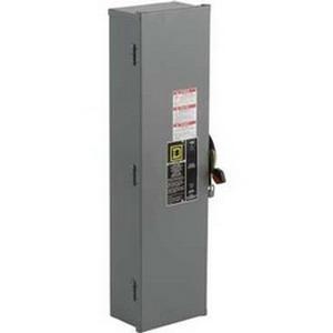 Schneider Electric / Square D LA400R Enclosure; 125 - 400 Amp, Surface Mount