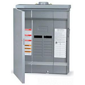 Schneider Electric / Square D QO330L200GRB Fixed Main Lug Load Center; 208/120 Volt AC, 240/120 Y Volt AC, 240 Y Volt AC, 30 Space, 30 Circuit, Surface/Flush Mount