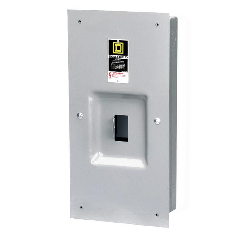 Schneider Electric / Square D Q23225NS Enclosure; 100 - 225 Amp, 240 Volt AC, Surface Mount