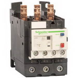 Schneider Electric / Square D LRD350 TeSys® Bi-Metallic Overload Relay; 50 Amp, 600 Volt, 1 Phase, Direct Mount