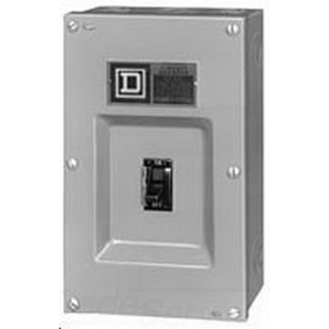 Schneider Electric / Square D FA100S Enclosure; 15 - 100 Amp, Surface Mount