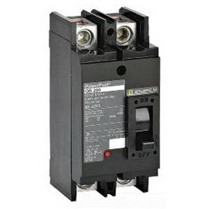 Schneider Electric / Square D QOM2150MM Tenant Circuit Breaker; 150 Amp, 120/240 Volt, 2-Pole