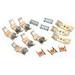 Schneider Electric / Square D 9998SL3 Contact Kit; 3 Pole, 600 Volt Coil, 1 Amp