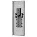 Schneider Electric / Square D QO330MQ150 Convertible Main Breaker Load Center; 208/120 Volt AC, 240/120/240Y Volt AC, 150 Amp, 30 Space, 30 Circuit, 3 Phase