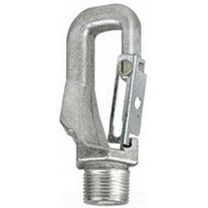 Hubbell Lighting HOOKLOOP Male Hook Loop; Cast Aluminum