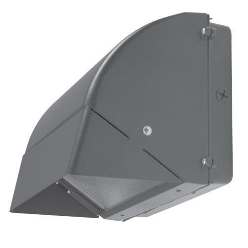 Hubbell Lighting WGC-70H 1-Light Compact Full Cutoff Pulse Start Metal Halide Perimeter Lighting; 70 Watt, Bronze, Lamp Included