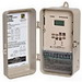 NSI DTS200B Tork® 2-Channel DTS Series Multivolt Advanced Time Switch; 365 or 7 Days, SPDT, 20 Amp, 120 - 208/240 - 277 Volt AC
