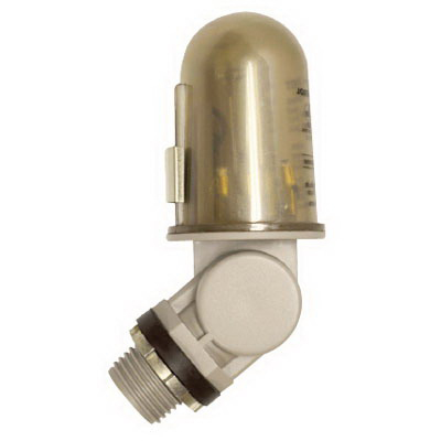 NSI 2002 Tork® 2001 Series 180 Degree Swivel Photo Control; 208 - 277 Volt, Cadmium Sulfide, Epoxy-Coated, 1/2 Inch Diameter, Sensor
