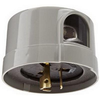 NSI 5021M Tork® Turn-Lock® 5000M Series Photo Control; 105 - 130 Volt, Cadmium Sulfide, Sensor