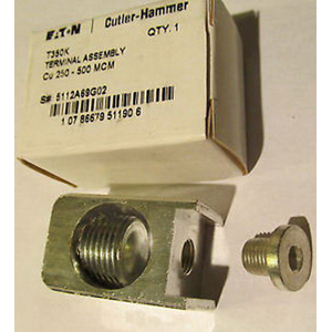 Eaton / Cutler Hammer T350K Line and Load Terminal; 350 Amp