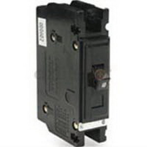 Eaton / Cutler Hammer QC1020 QuickLag Cable In Cable Out Miniature Circuit Breaker 20 Amp  120/240 Volt AC  1-Pole  Panel Mount