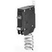 Eaton / Cutler Hammer QBGF1015 QuickLag® Ground Fault Miniature Circuit Breaker; 15 Amp, 120 Volt AC, 1-Pole, Bolt-On Mount