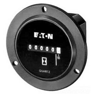 Eaton / Cutler Hammer 6-T-3H-508RPM-406 6-Digit Waterproof Electromechanical Timer Meter; 99999.9 Hour, 115 Volt AC