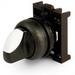 Eaton / Cutler Hammer M22S-WK3 Non-Illuminated 22.5 mm Knob Selector Switch; Black Bezel