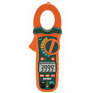 FLIR (Extech) MA435T True-RMS, Non-Contact Voltage Detector AC/DC Current Clamp Meter