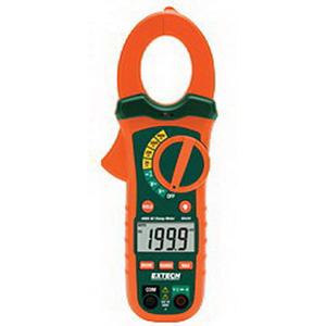 FLIR (Extech) MA430 Non-Contact Voltage Detector AC Current Clamp Meter; 600 Volt AC/DC, 400 Amp AC